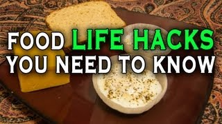 10 Incredible Food Life Hacks You Need To Know!