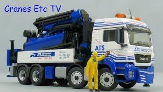 Conrad MAN TGS + Palfinger PK 200002L-SH