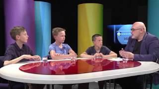 Schooljournaal Prinses Julianaschool - Studiogesprek