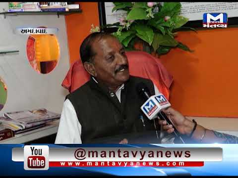 Ahmedabad: Former MLA Lalji Mer resigned from BJP | Mantavya News