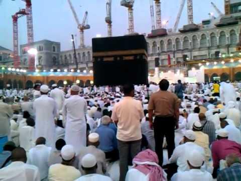 Khana kaaba live azan makah