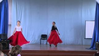 Испанский танец 10 класс