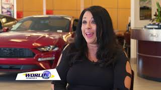 World Ford - Customer Review - Melissa B