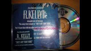 "R. Kelly & Public Announcement ""She"