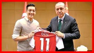Unfassbar: ÖZIL würde Erdogan-Foto WIEDER machen !
