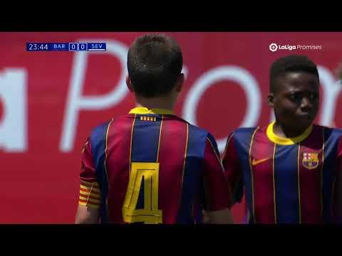 Final: Resumen de FC Barcelona vs Sevilla FC (3-0)