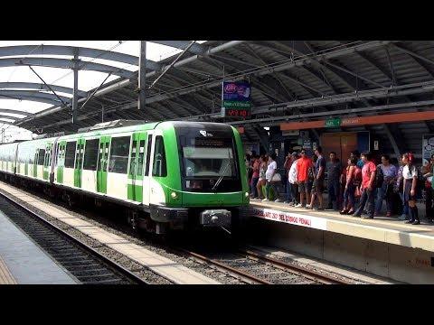Nuevos Trenes para el Metro de Lima y Callao