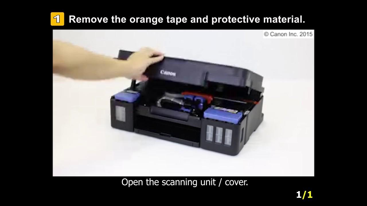 Support | All MegaTank Inkjet Printers | PIXMA G3200 | Canon USA