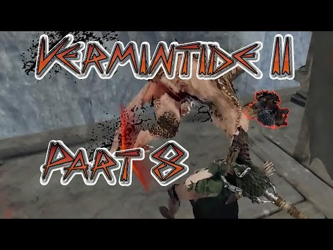 BOTS ARE DUMB: Let's Play Warhammer: Vermintide 2 Part 8  