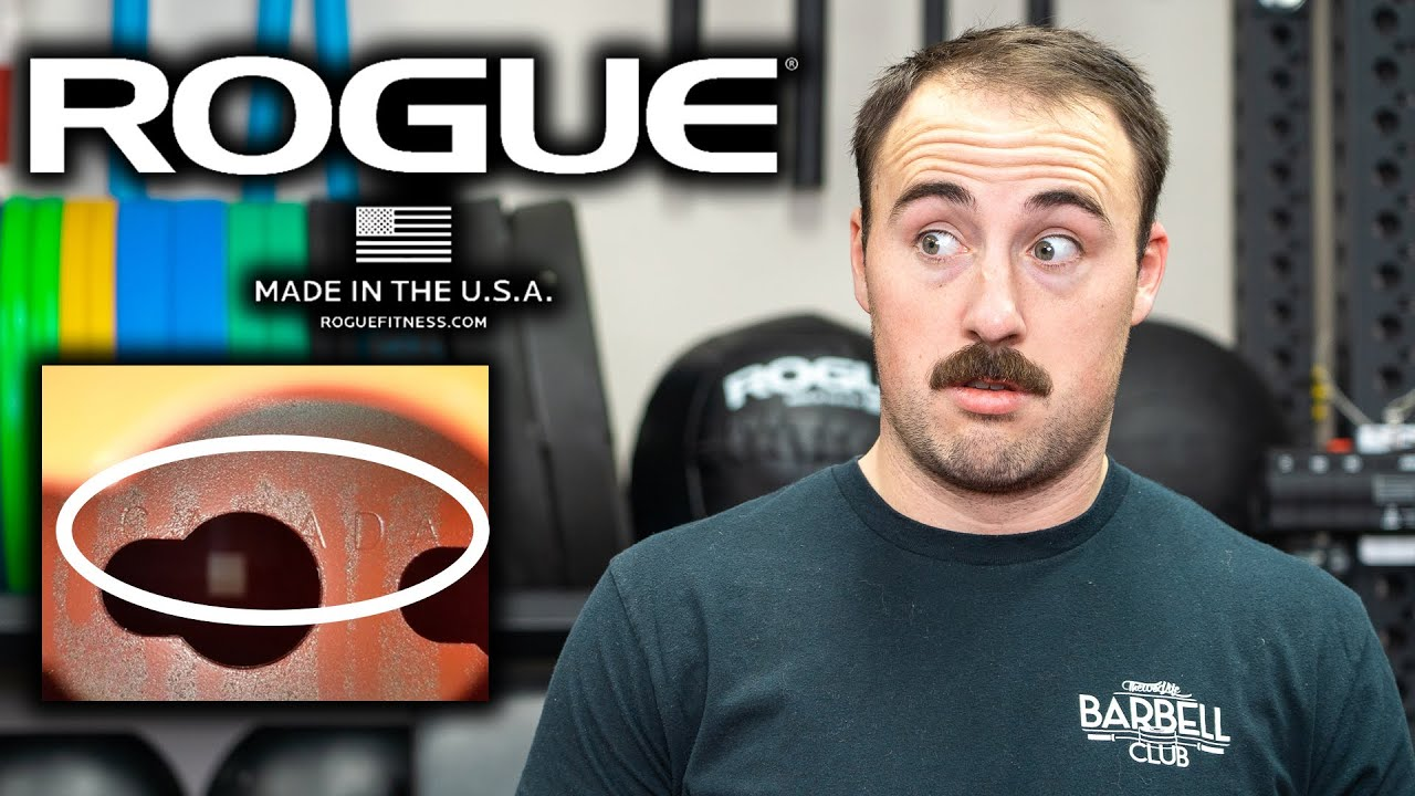 Rogue Fitness Hates Canada?!