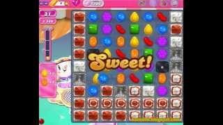 Candy Crush Saga - level 1206 (3 star, No boosters)