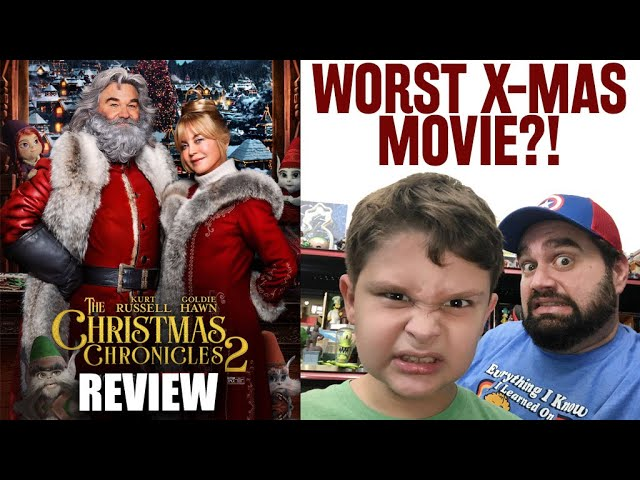 Christmas Chronicles 2: Angry Kid Review - My Kid Rants About How BAD It Was