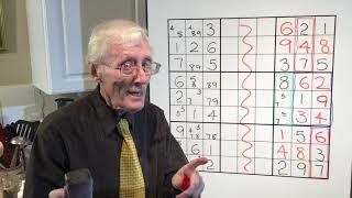 The  sudoku W Wing.!  Really? Tutorial # 64. Another feature to learn and look for.