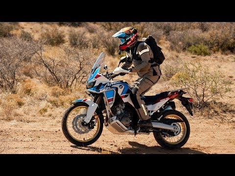Honda Africa Twin Adventure Sports Review | 2018 CRF1000L2