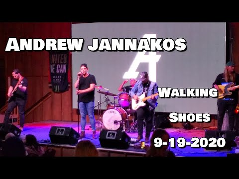 Andrew Jannakos  - Walkin Shoes 9-19-2020