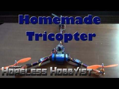 Homemade Tricopter