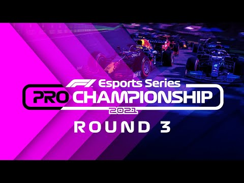 2021 F1 Esports Pro Championship: Round 3