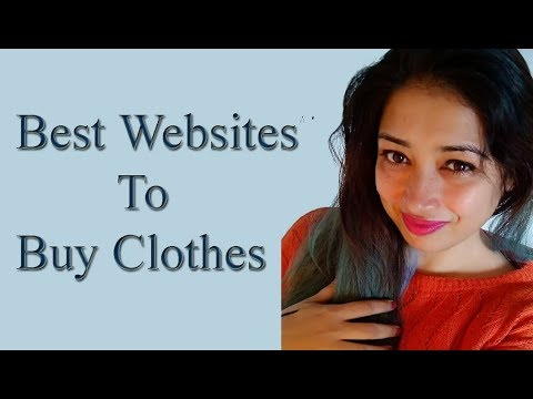 Best Websites To Buy Clothes In India