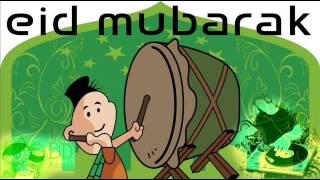 GEMA TAKBIR  EID MUBARAK TO ALL MUSLIM  MIX 2015