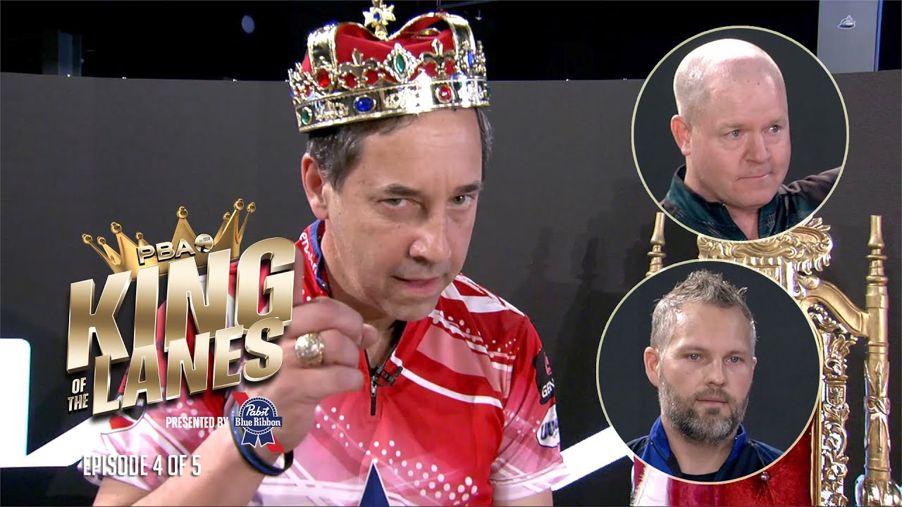 2021 PBA King of the Lanes | Show 4 of 5 | Full PBA Bowling Telecast