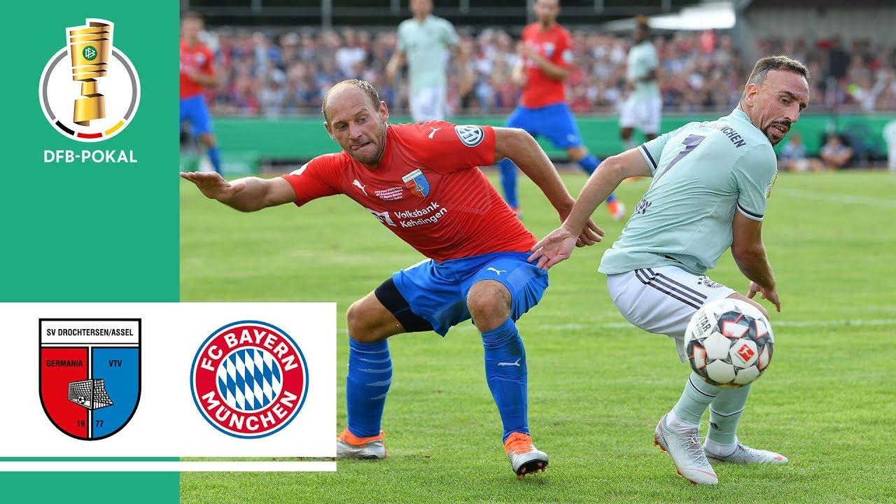 Bayern Vs Drochtersen