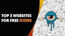 Download Free HQ Icons - Top 3 Websites With High Quality Content
