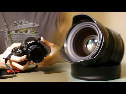 Pentax FA 31mm f1.8 Limited Lens Review