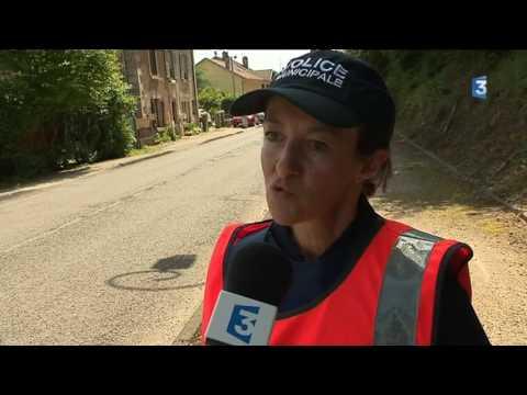 La police municipale pourra flasher les automobilistes en excès de vitesse