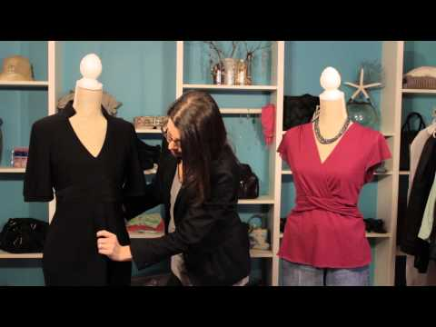 What Clothing Looks Best on Those With a Bigger Belly? : Top Trends in Women&39;s Fashion