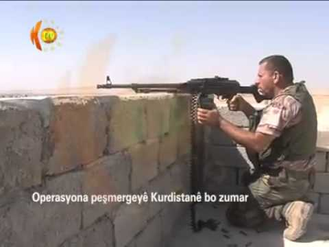 Operation Peshmerge For Zumar - KurdistanTv