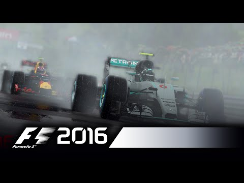 F1 2016 - Hungaroring Hot Lap