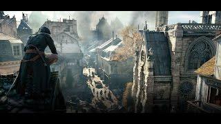 Поиграл в Assassin's Creed: Unity - Единство впечатлений от кооператива и кастомизации персонажей