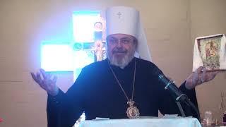 Епископ Олег Ведмеденко. О безмолвие, заботящееся только о самом себе ВИДЕО