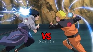 Download Naruto VS Sasuke Versi DJ aku bahagia ||TIK TOK....
