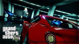 MEINE LUXUS GARAGE! - GTA 5 REAL LIFE MOD