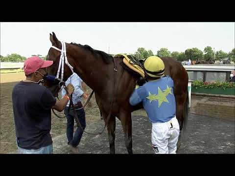 video thumbnail for MONMOUTH PARK 07-04-20 RACE 12
