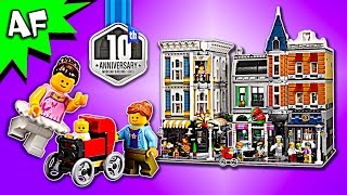 Lego Creator ASSEMBLY SQUARE 10255 - Speed Build