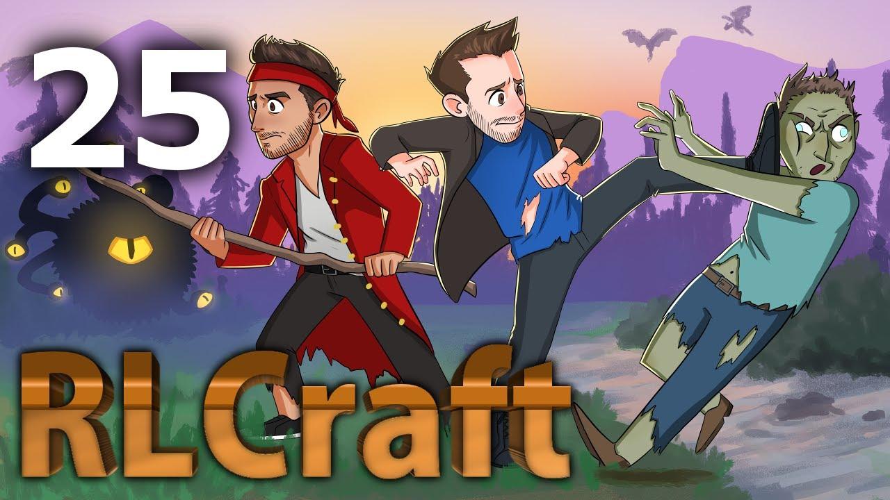 Minecraft Rlcraft Ep 25 Youtube