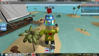 ROBLOX Battaglia come un boss gigante con KirbytheAmazing