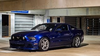 2013 Mustang 5.0 vs 2003 Mustang GT