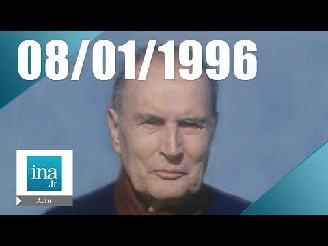 20h France 2 du 8 janvier 1996 - Mort de François Mitterrand | Archive INA