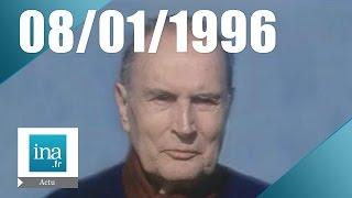 20h France 2 du 8 janvier 1996 - Mort de François Mitterrand - Archive INA