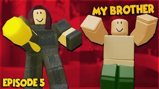 NOOB TO PRO *MY BROTHER* IN DUNGEON QUEST ROBLOX