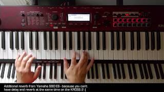 [OUTDATED] Korg KROSS 2 - First Teaser (Sound Set now online!)
