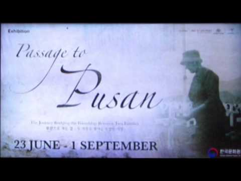 Passage to Pusan: The Book, Exhibition and Documentary