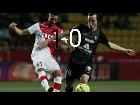 Metz vs Monaco 0-1 all goals and highlights