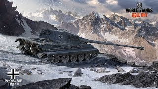 [GER] Thunfisch Pizza, World of Tanks!