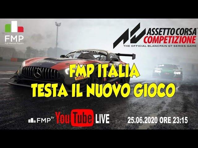 Assetto Corsa Competizione - Prova FMP Italia