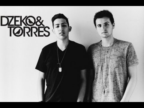 dzeko & torres megamix (all tracks)