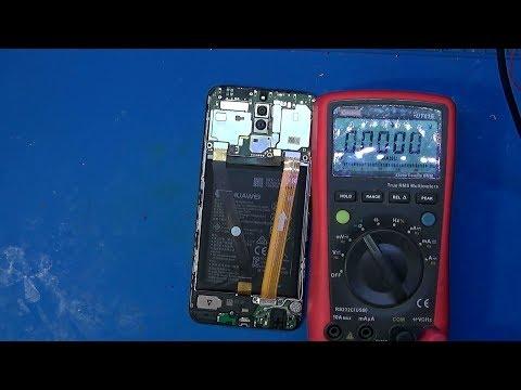 Huawei 10 Lite Mate RNE-L21  Reballing CPU,RAM,EMMC